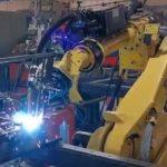Robot Fanuc y Arc Tool