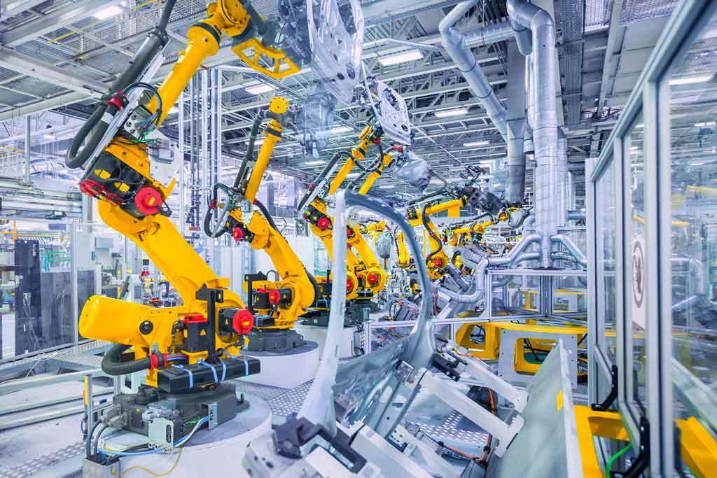 brazos mecanicos robotica y automatizacion industrial