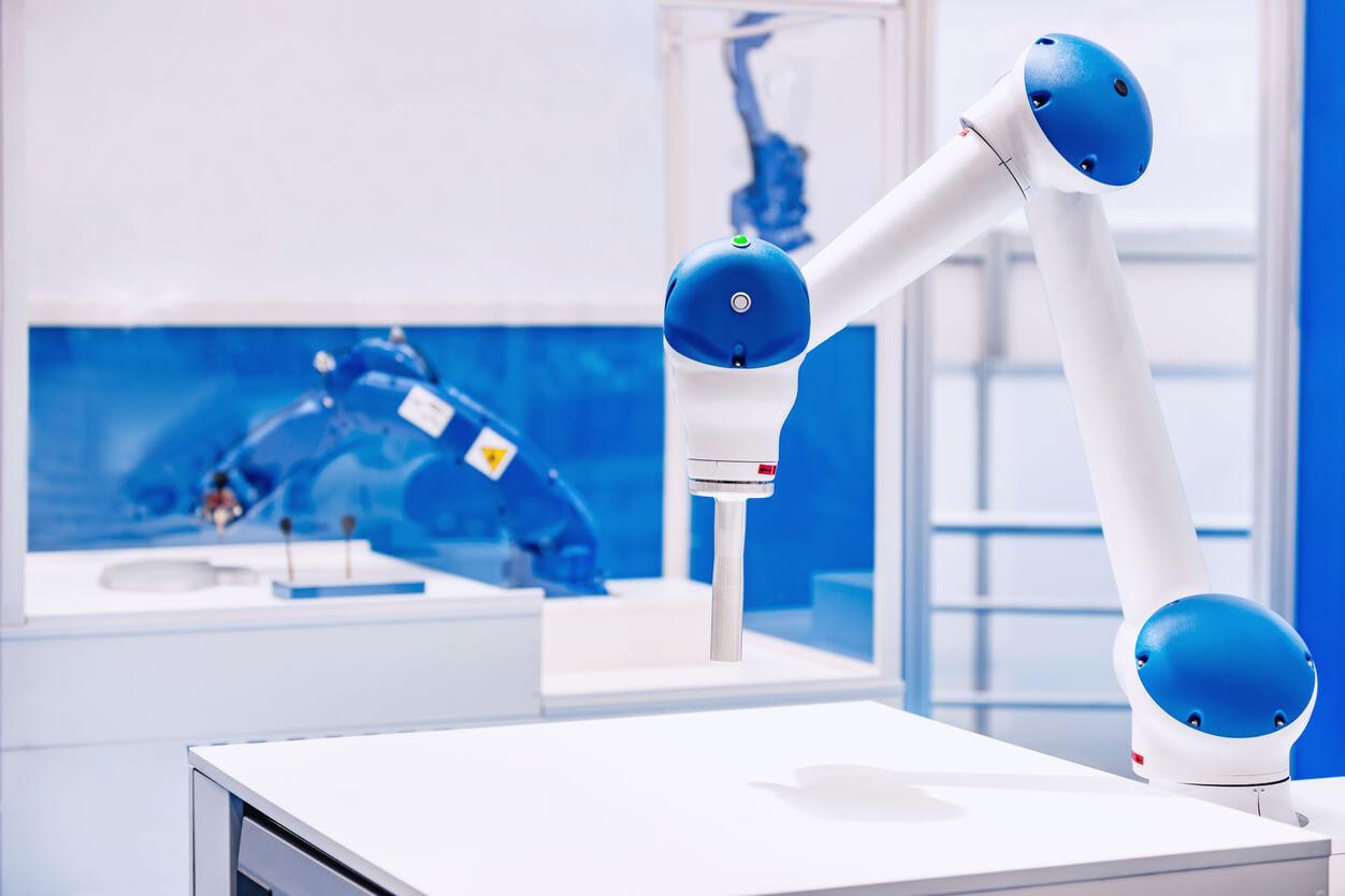 Ventajas de un robot colaborativo