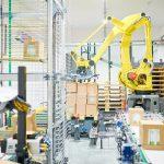 Paletización automática: conoce todas las ventajas de este sistema mediante robots