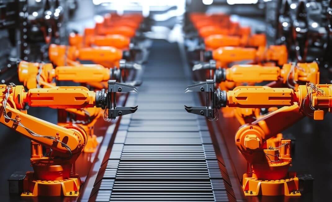¿Cuales son las características que mejor definen la industria 4.0?