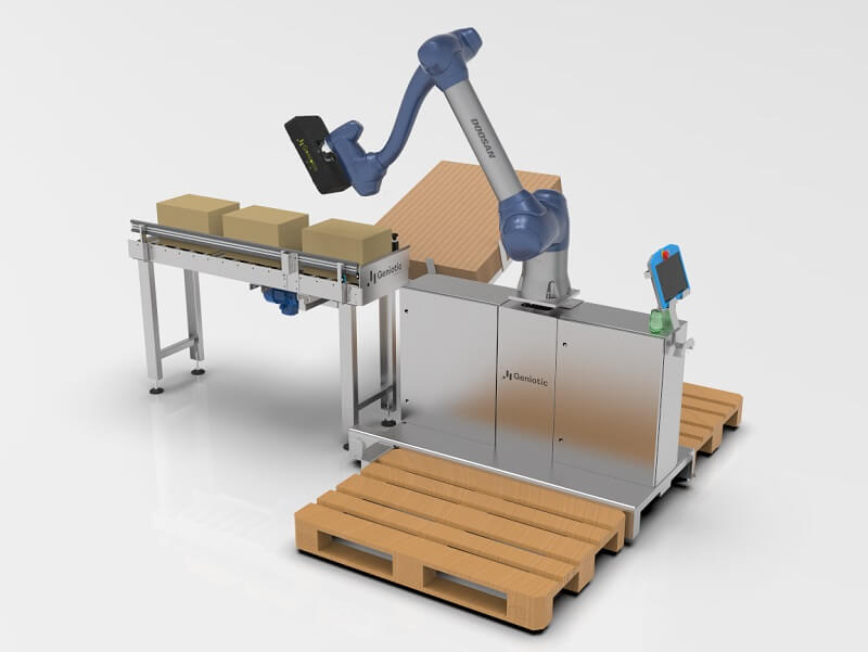 Robot colaborativo de 6 ejes