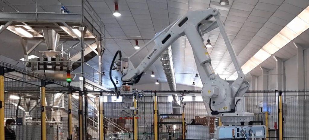 ROBOT ABB 1