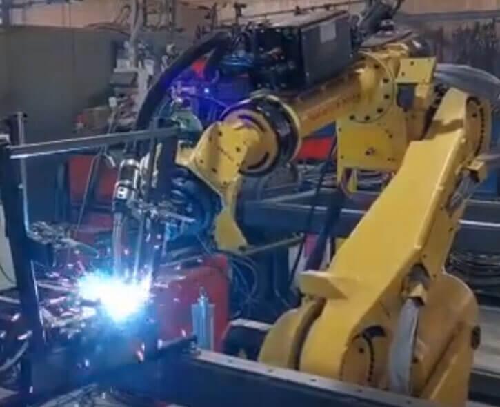 ROBOT FANUC 2