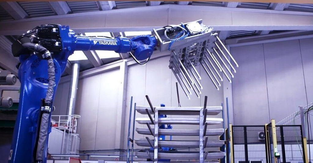 ROBOT YASKAWA 1