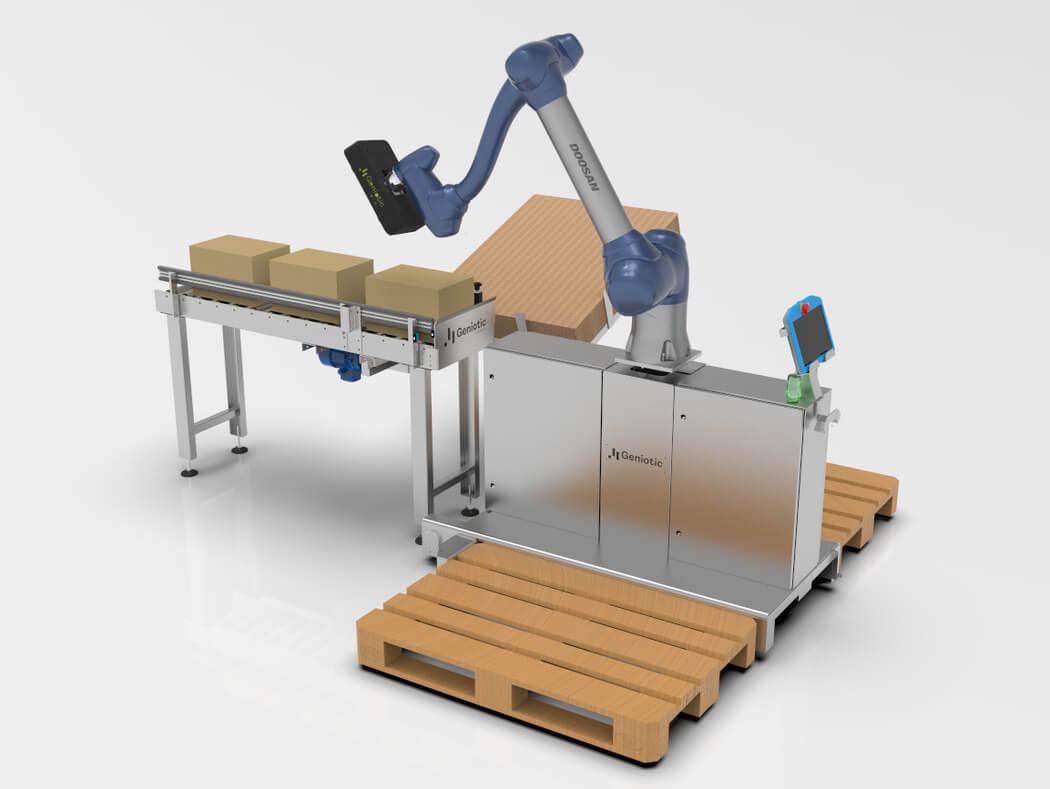 Primeras marcas de robótica