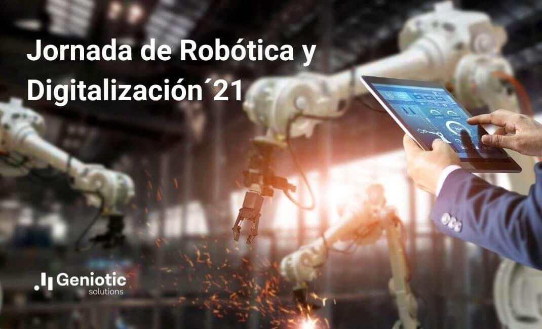 Jornada de Robótica y Digitalización